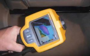 Infrared Scanner Hero Mold Company Wilson NC