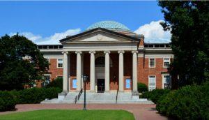Morehead Planetarium Hero Mold Company Chapel Hill, NC