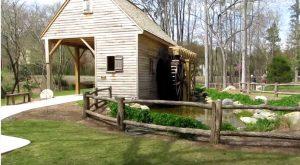 Tanger Family Bicentennial Garden Hero Mold Company Greensboro, NC