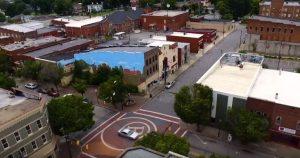 Downtown Reidsville North Carolina