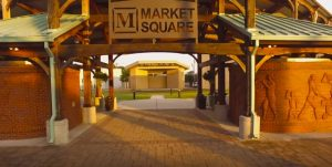 Reidsville Market Square North Carolina