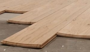 Warped Wooden Floor above Crawl Space Hero Mold Company