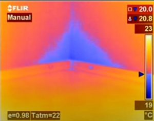 Infrared Camera Leak Reidsville NC